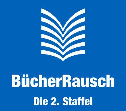 Logo BücherRausch © Marcus Anhäuser